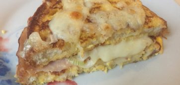 Franch toast sandwich